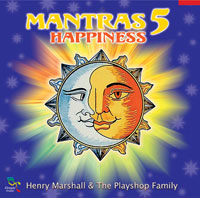 Each Sanskrit mantra is recorded in two versions (intimate and choral